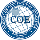Council On Occupation Education Logo